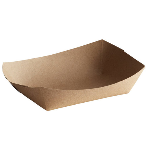 Paper Food Trays 2.5lb 2/250 - P3, Paper Plastic Products Inc.