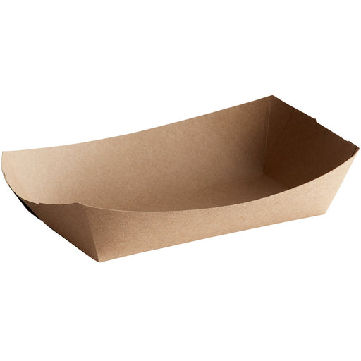 Paper Food Trays 5lb 4/125 - P3, Paper Plastic Products Inc.