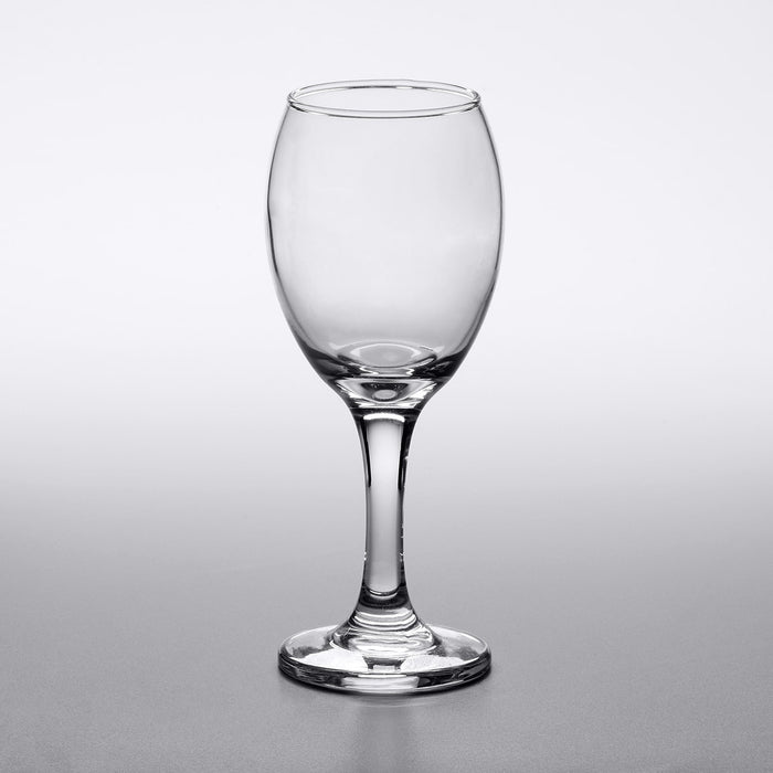 Wine Glass 8oz 12/6 - P3, Paper Plastic Products Inc.