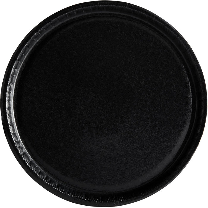 "12"" Catering Tray Black 1/36 - P3, Paper Plastic Products Inc."