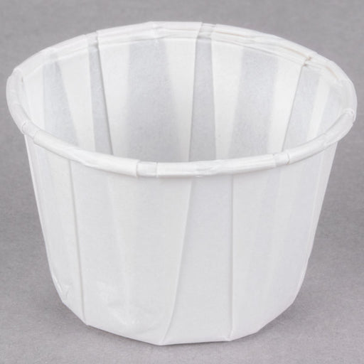 2oz Eco Souffle Cups 25/200 - P3, Paper Plastic Products Inc.
