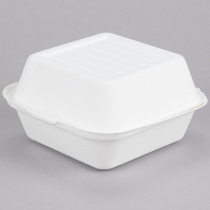 6x6 Eco Choice Tray 10/50 - P3, Paper Plastic Products Inc.
