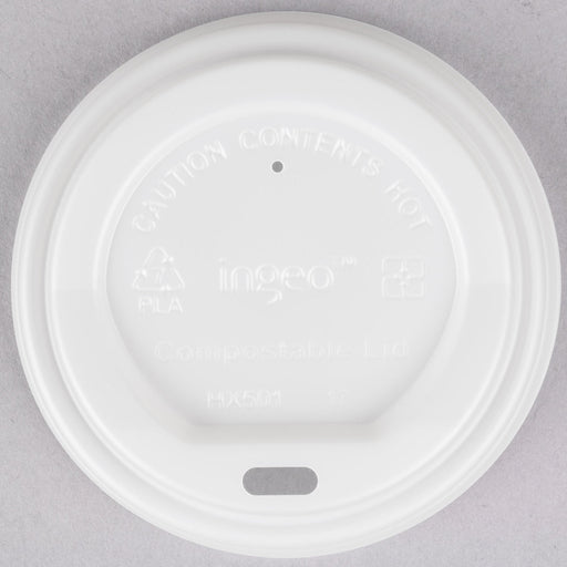 Solo Lid 8oz 10/100 EC - P3, Paper Plastic Products Inc.