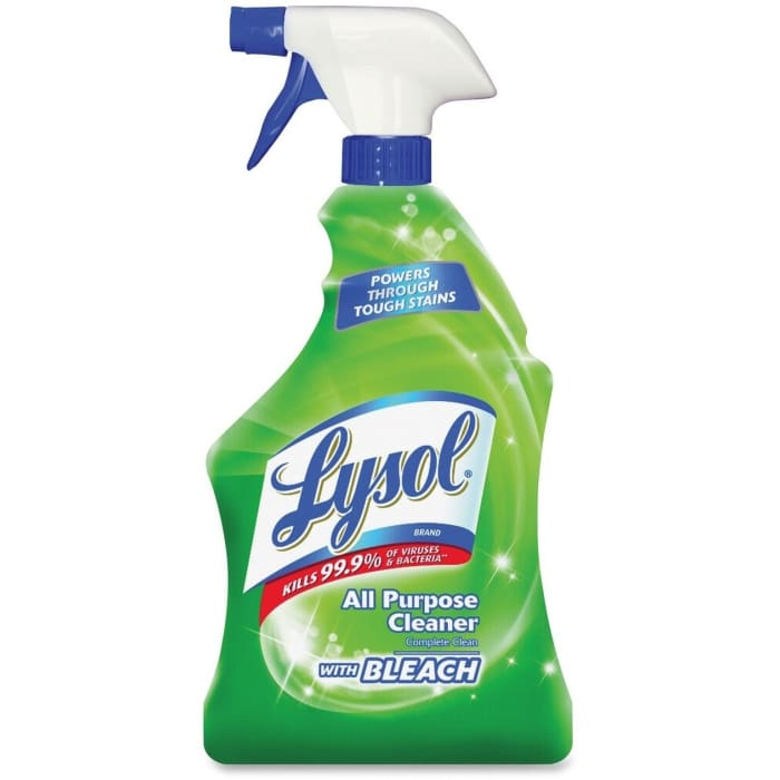 APC Lysol W/Beach  12/32oz - P3, Paper Plastic Products Inc.