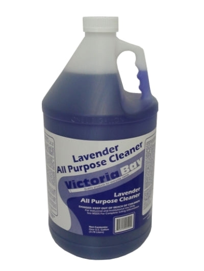APC VB Lavender 4/1Gal - P3, Paper Plastic Products Inc.