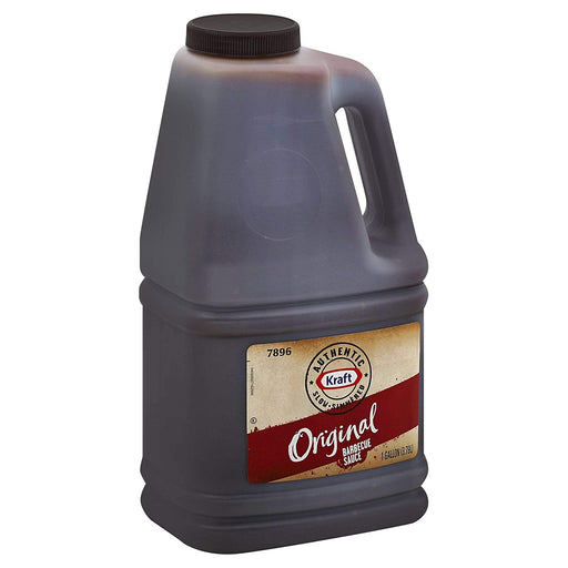 BBQ Sauce 4/1gal - P3, Paper Plastic Products Inc.