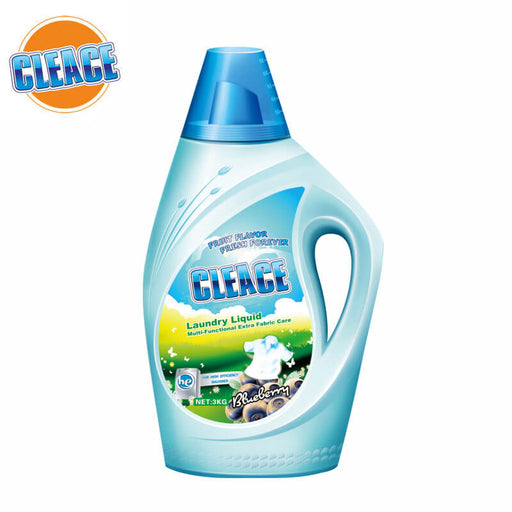 Cleace Multi-F Laundry Liquid 3 - P3, Paper Plastic Products Inc.