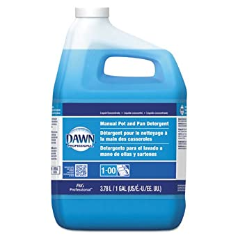 Dish Liquid Dawn 4/1gal - P3, Paper Plastic Products Inc.