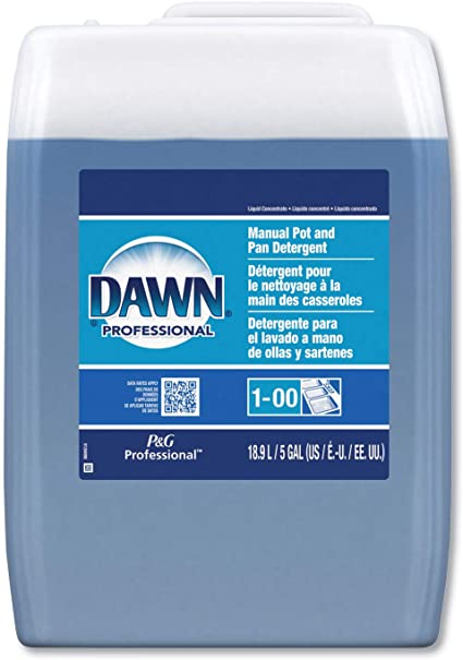 Dish Liquid Dawn 1/5Gal - P3, Paper Plastic Products Inc.