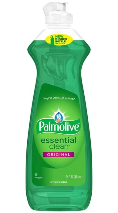 Dish Liquid Palmolive 20/14oz - P3, Paper Plastic Products Inc.