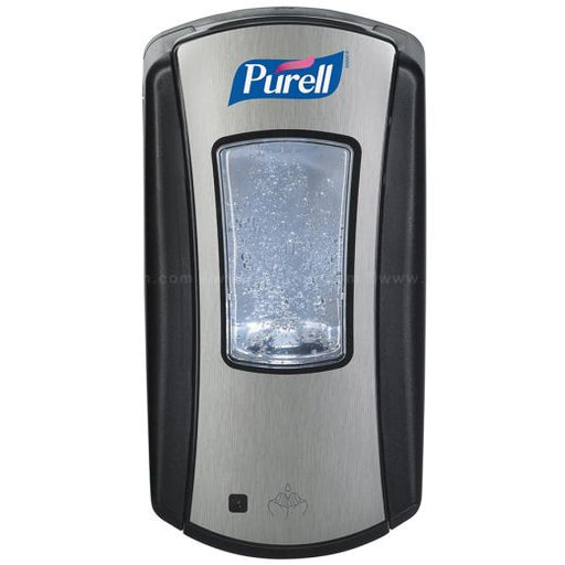 Dispenser Purell LTX-12 Blk - P3, Paper Plastic Products Inc.