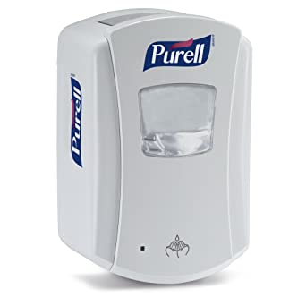 Dispenser Purell LTX-7 Auto Wht - P3, Paper Plastic Products Inc.