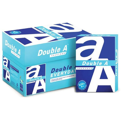 Double A 20# Letter - P3, Paper Plastic Products Inc.