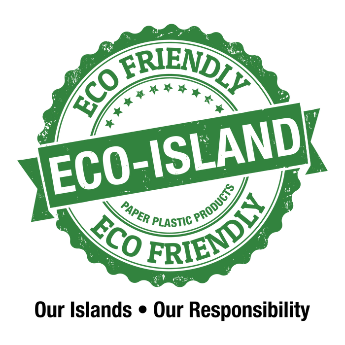 6x6 Eco-Island Trays 4/125