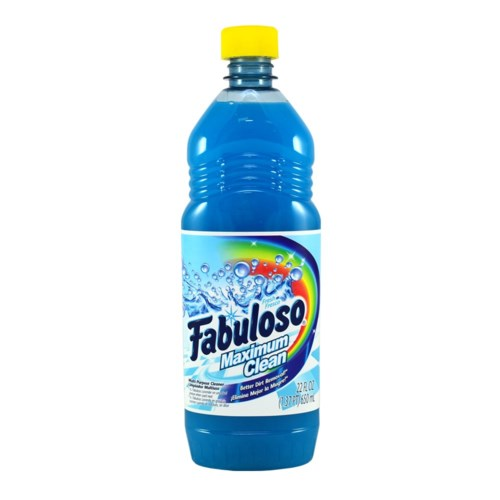 Fabuloso Max Clean 12/22oz - P3, Paper Plastic Products Inc.