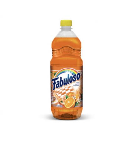 Fabuloso Orange 1/28oz - P3, Paper Plastic Products Inc.