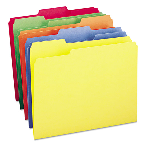 File Folder Assorted  1/1 - P3, Paper Plastic Products Inc.