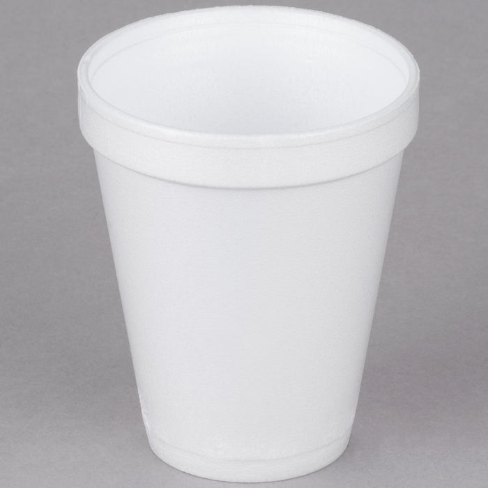 Foam Cup 10oz  Dart  40/25 - P3, Paper Plastic Products Inc.