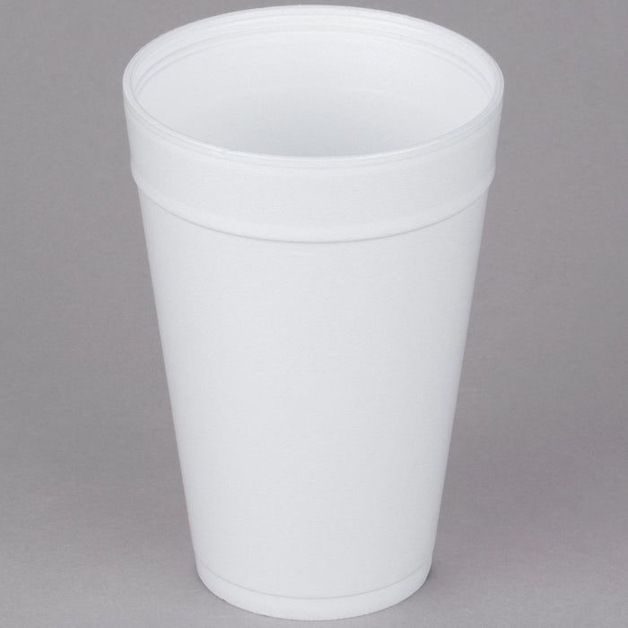 Foam Cup 32oz Dart 20/25 - P3, Paper Plastic Products Inc.