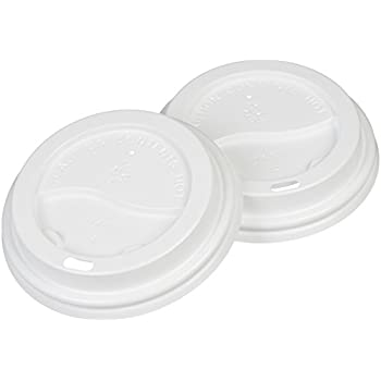 Foam Cup Lid 16oz 16JL DR10/100 - P3, Paper Plastic Products Inc.