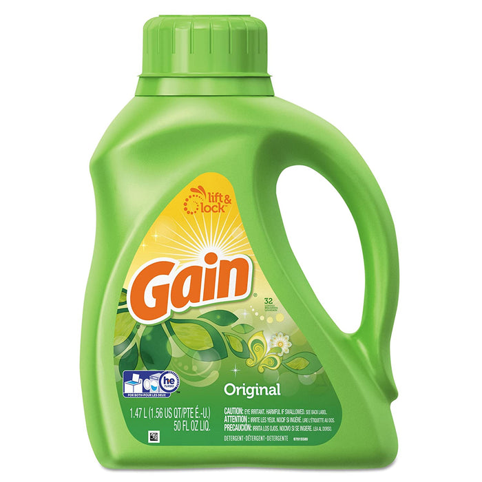 Gain 6/50oz - P3, Paper Plastic Products Inc.
