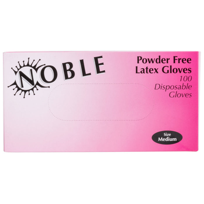 Glove Noble M Powder Free 1/100 - P3, Paper Plastic Products Inc.
