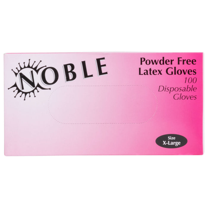 Glove Noble XL Powder Free 1/10 - P3, Paper Plastic Products Inc.