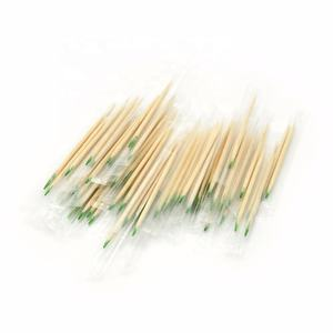 Toothpicks 1x1000 wrapped mint