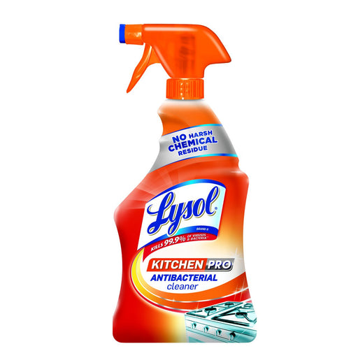 Lysol Kitchen Cleaner 12/22oz - P3, Paper Plastic Products Inc.