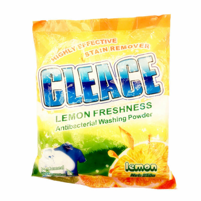 Powder Washing Cleace 200g - P3, Paper Plastic Products Inc.