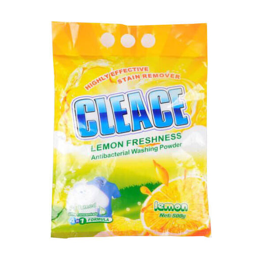 Powder  Washing Cleace 500g - P3, Paper Plastic Products Inc.