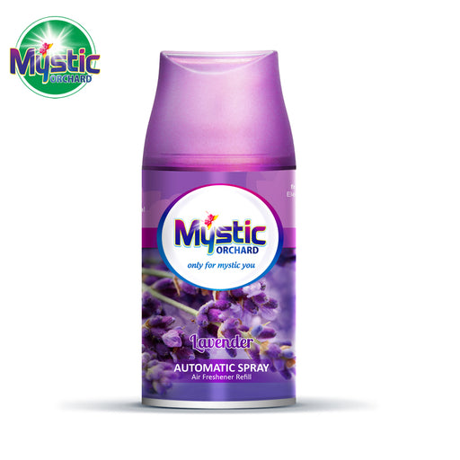 Refill Mystic 12/250ml Lavender - P3, Paper Plastic Products Inc.