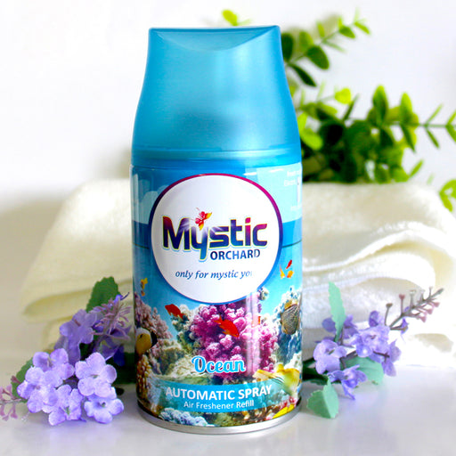 Refill Mystic 250ml  4/12 OCEAN - P3, Paper Plastic Products Inc.