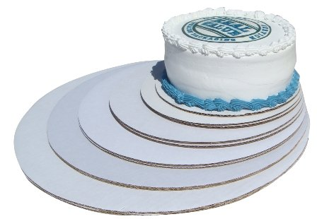 "Cake Circle 18"" 1/250 - P3, Paper Plastic Products Inc."