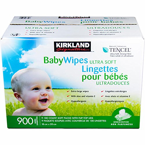 Wipes Diaper KS 1/900ct - P3, Paper Plastic Products Inc.