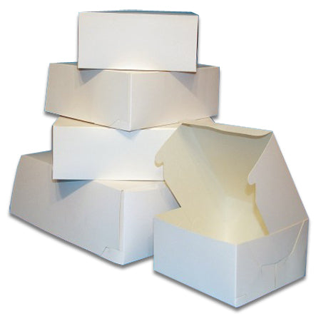 "Cake Box 12"" 1/50 - P3, Paper Plastic Products Inc."