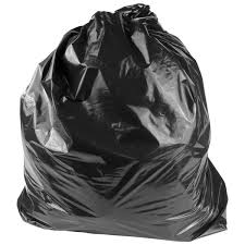 Garbage Bag 55-60gal Blk XT1/50