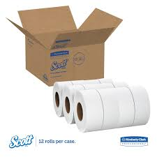 JrtJr Toilet Roll Scott 12/1 - P3, Paper Plastic Products Inc.