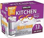 13 Gal KS Kitchen Bags 1/200 - P3, Paper Plastic Products Inc.