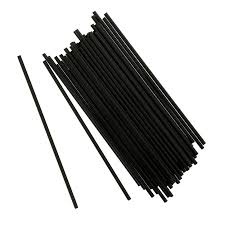 Stirrers Black 10/1000 - P3, Paper Plastic Products Inc.