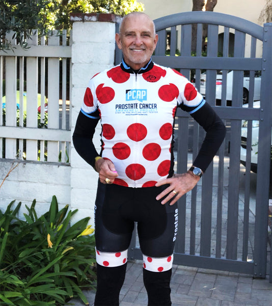 Prostate Cancer Awareness Project Cycling Shorts