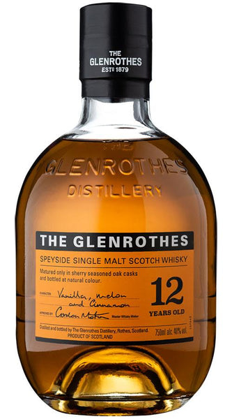The Glenrothes 12yr