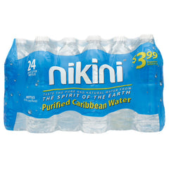 Nikini Water 24 Pack / 16.9 oz