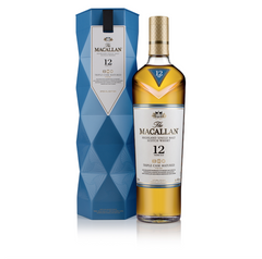 The Macallan 12 yrs Triple Cask