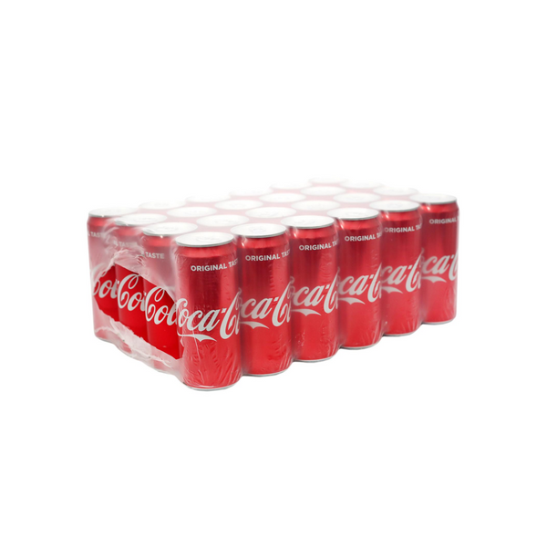 Coca Cola Regular flavor 24 Pack