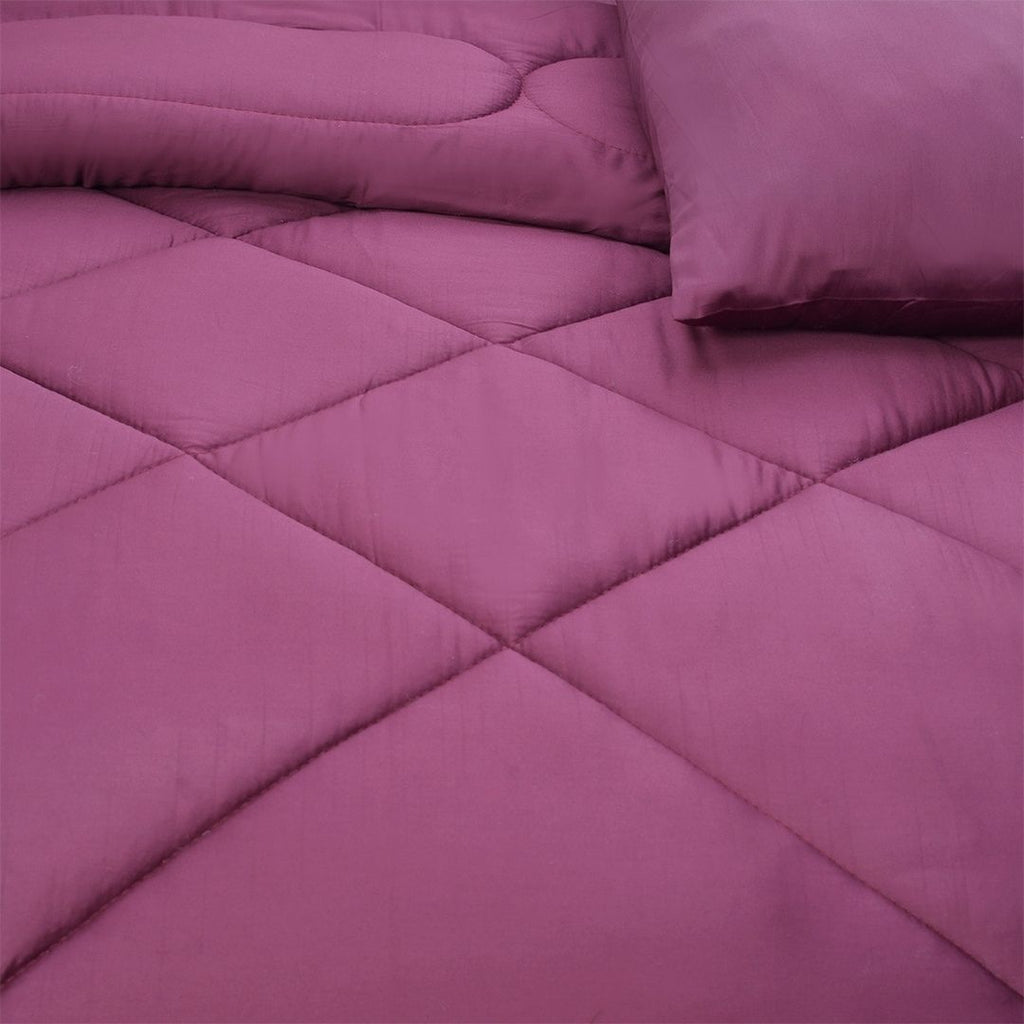 6 PCS Winter Sateen Comforter Sheet WSC-002