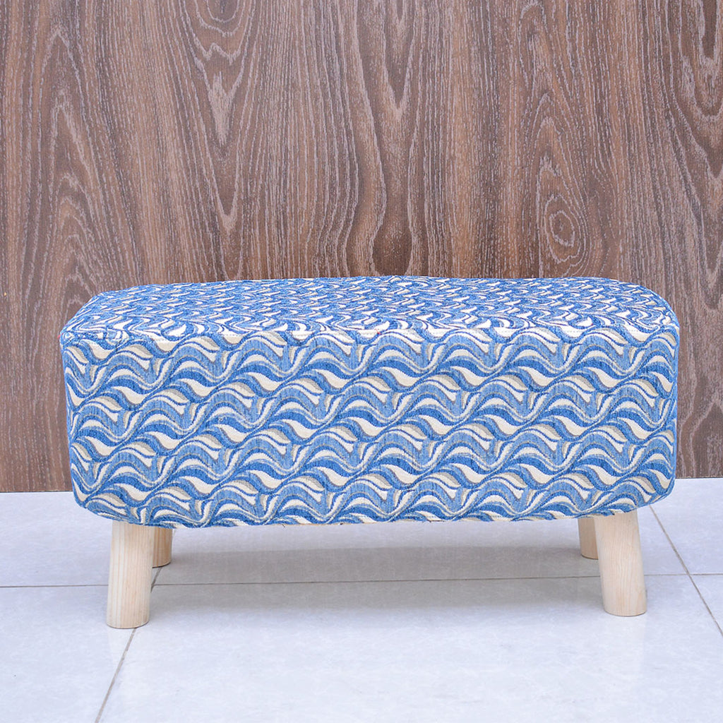 2 Seater Wooden Stool WS-01