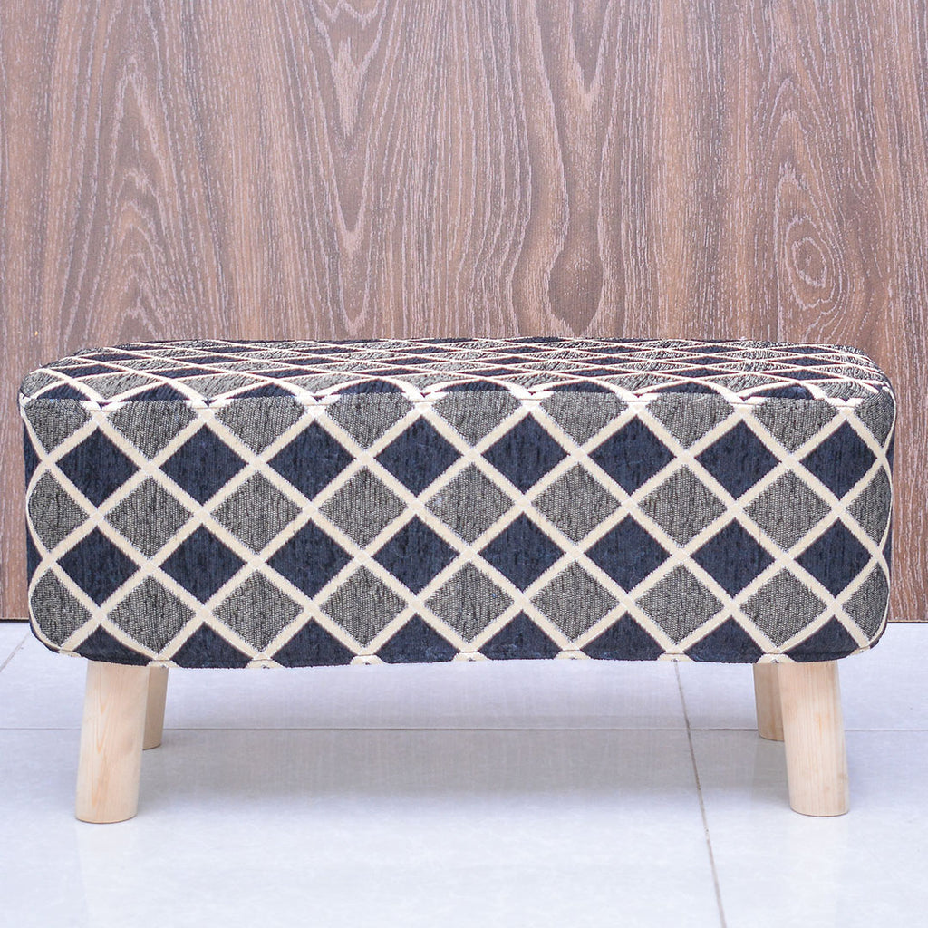 2 Seater Wooden Stool WS-05