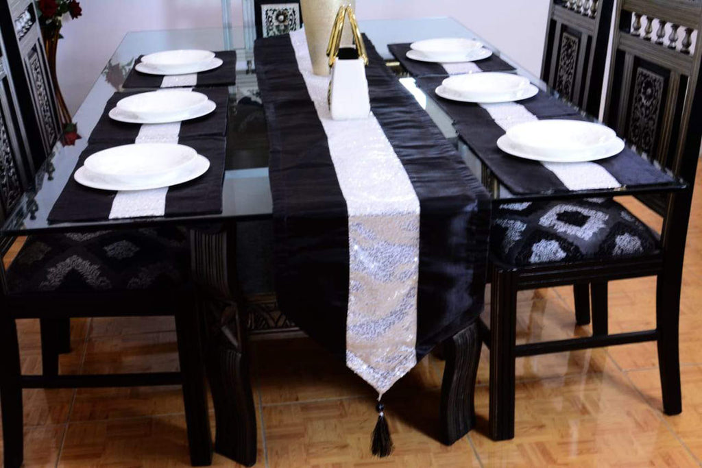 7-pcs-silk-black-table-runner-set-with-place-mats_02