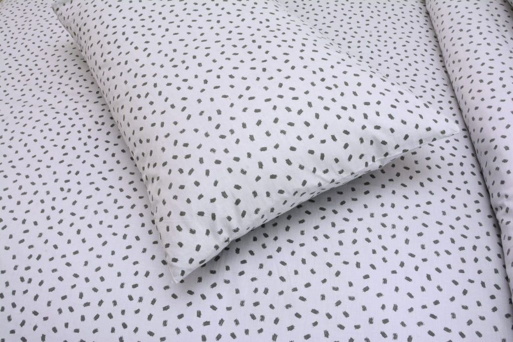 3 Pcs Printed Bed Sheet NB-00272